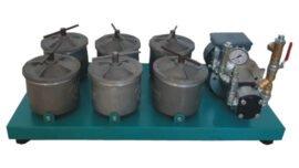 EYM6S 350-12 Filtre Cihazı